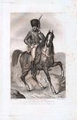 Portr�t zu Pferde von Eug�ne de Beauharnais (1781-1824) - Stiefsohn von Napoleon