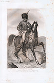 Portrait on Horseback of Eugène de Beauharnais (1781-1824) - Stepson of Napoleon