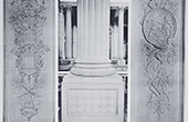 Palace of Versailles - Chapelle - Bas-reliefs des piliers de la nef - Colonnes