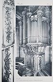 Palace of Versailles - Chapelle - Orgues (Robert de Cotte 1710)