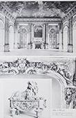 Palace of Versailles - Salon d'Hercule - Cheminée (Vassé)