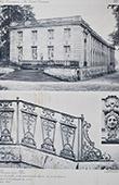 Slottet i Versailles - Le Grand Trianon - Trianon-sous-Bois - Balustrade