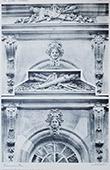 Palace of Versailles - Le Grand Trianon - Trianon-sous-Bois - Couronnement des baies