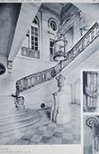 Palacio de Versalles - Le Petit Trianon - Escalier