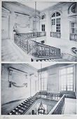 Slottet i Versailles - Le Petit Trianon - Escalier