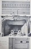 Schloss Versailles - Le Petit Trianon - Petite salle à manger - Cheminée