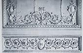 Schloss Versailles - Le Petit Trianon - Boudoir de la Reine - D�tails du lambris