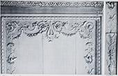 Schloss Versailles - Le Petit Trianon - Boudoir de Marie-Antoinette - Détails du lambris