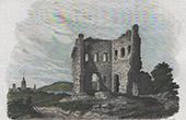 Janustempel - Augustodunum - Antikes Rom - Autun (Sa�ne-et-Loire - Frankreich)