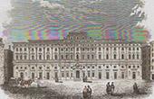 Abbey - Saint-Pierre-les-Nonnains - Palais Saint-Pierre (Lyons - France)