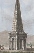 Ancient Rome - Plan de l'Aiguille - Pyramid - Vienne (Is�re - France)