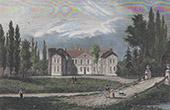 Ermenonville Castle - Picardy (Oise - France)