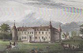 Castle in Pierre-de-Bresse - Claude de Thyard (Saône-et-Loire - France)