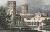 Saint-Michel de Cuxa Abbey - Canigou (Pyr�n�es-Orientales - France)