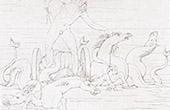 Mythology - Roman mythology - Neptune (Raphael - Raffaello Sanzio)