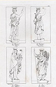 Allegory - Navy - Marine - Trade - Religion - Peace (Raphael - Raffaello Sanzio)