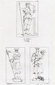 Allegory - Nobility - Law - Abundance (Raphael - Raffaello Sanzio)