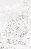 Mitolog�a - Venus herida (Rafael - Rafael Sanzio - Raffaello Sanzio)