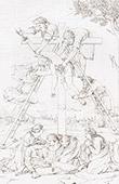 Jesus Christ - The Deposition - Descent from the Cross (Raphael - Raffaello Sanzio)