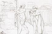 B�blia - A Ressurrei��o de Jesus Cristo - Jerusal�m (Rafael - Rafael Sanzio - Raffaello Sanzio)
