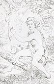 Santo Juan el Bautista en el desierto (Rafael - Rafael Sanzio - Raffaello Sanzio)