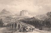 Castle of Cassano d'Adda - Lombardy (Italy)