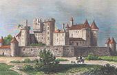 Pompadour Castle - Limousin (Corrèze - France)