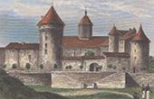 Tour Zizim - Tower - Bourganeuf (Creuse - France)