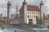 Castle of Nègrepelisse - Midi-Pyrénées (Tarn-et-Garonne - France)