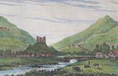 View - Chartreuse de Port-Sainte-Marie - Monastery - Ruins - Auvergne (Puy-de-D�me - France)