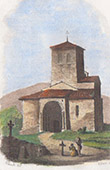 Church of Lescure-d'Albigeois - Midi-Pyr�n�es (Tarn - France)