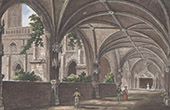Cathedral's cloister - Cahors - Midi-Pyr�n�es (Lot - France)