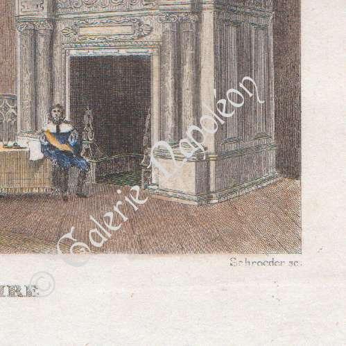 gravures anciennes vue de toulouse midi pyr n es haute garonne france capitole. Black Bedroom Furniture Sets. Home Design Ideas