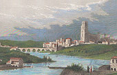 View of Albi - Midi-Pyr�n�es (Tarn - France)