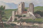 Combefa Castle - Midi-Pyr�n�es (Tarn - France)