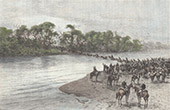 Fluss Niger - Sansanding - Ségou (Mali)