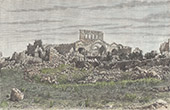 View of Srir - Ruins (Syria)