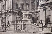 Villa Pia - Gardens of Vatican City (Vatican City - Rome) - Cortile della Pigna