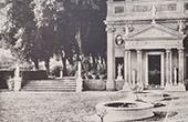 Villa Albani (Rome) - Casin - Portico - Columns