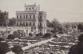 Villa Doria Pamphilj (Rome) - Le Parterre et le Casin