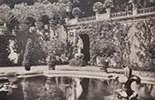 Villa Doria Pamphilj (Rome) - Parterre - Terrasse - Vasque