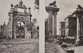 Villa Falconieri (Frascati - Latium) - Portal - Casin