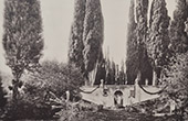 Villa Falconieri (Frascati - Latium) - R�servoir d'eau