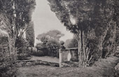 Villa Falconieri (Frascati - Latium) - Vue de la Villa Mondragone