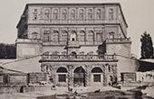 Palazzo Farnese - Caprarola (Rome) - Principal facade