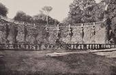 Villa Lante (Bagnaia - Latium) - Terrasse en  H�micycle