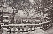 Villa Lante (Bagnaia - Latium) - Deuxi�me Terrasse
