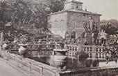 Villa Lante (Bagnaia - Latium) - Un Casin - Vasque