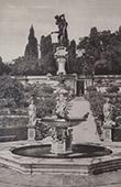 Villa di Castello (Florence - Tuscany) - Medici villas - Hercules Fountain - Niccol� Tribolo