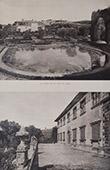 Villa Gamberaia (Settignano, Florence - Toscane) - Jardin et Casin